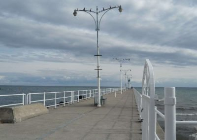 Oshawa Lakeview Park ~ Pier