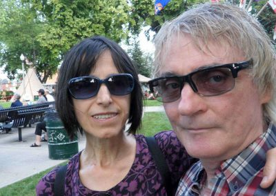Preston & Seniya Wynn ~ Oshawa Meti Festival
