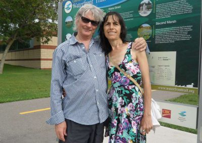 Preston & Seniya Wynn ~ Oshawa Waterfront Trail